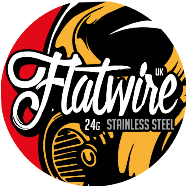 FLATWIRE UK FLAT WIRE SS316L
