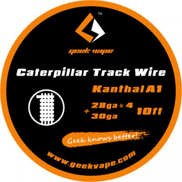 GEEKVAPE CATERPILLAR TRACK WIRE KANTHAL A1