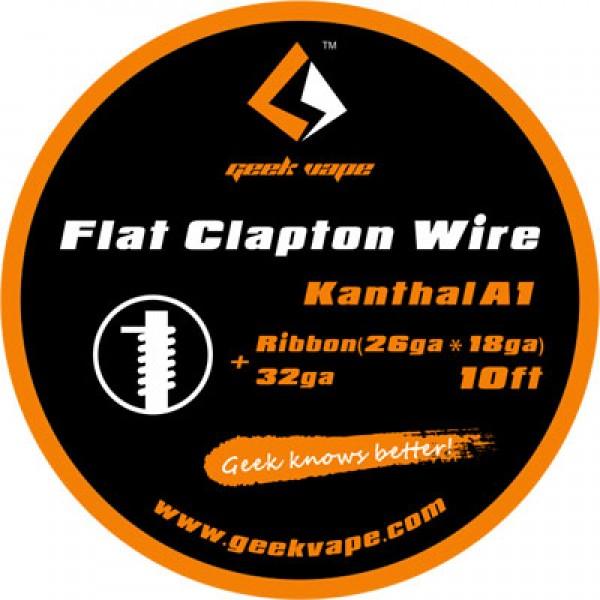GEEKVAPE FLAT CLAPTON WIRE