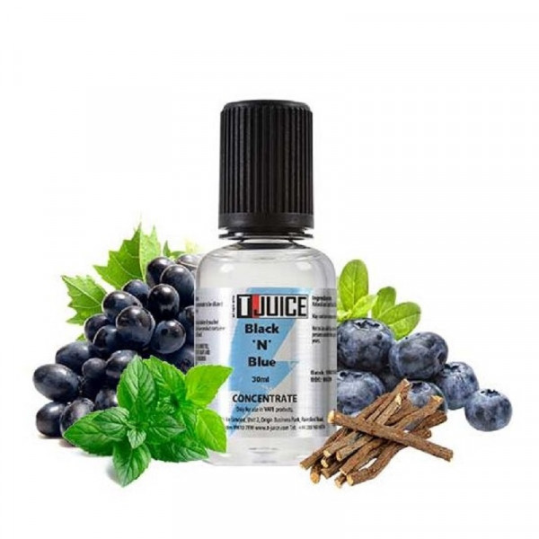 BLACK AND BLUE FLAVOR 30ml