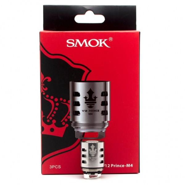 SMOK TFV12 PRINCE M4 COILS