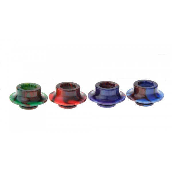 RESIN WIDE BORE DRIP TIP FOR SMOK TFV8