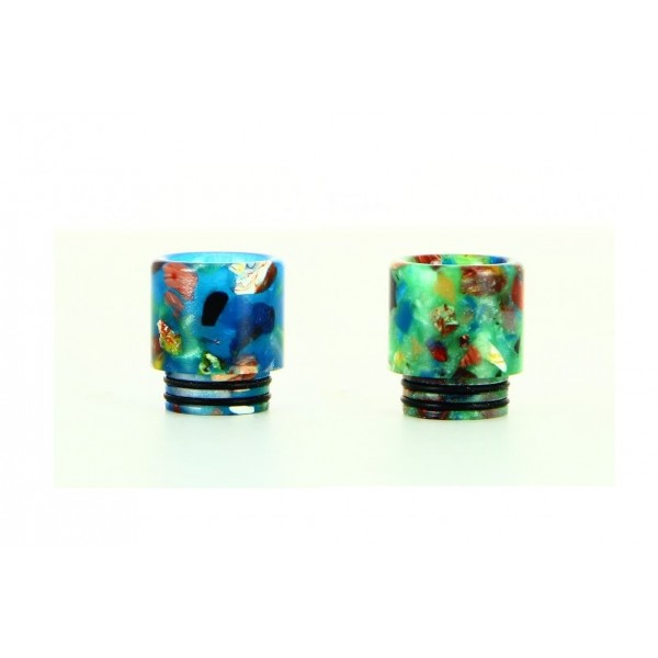 TFV12 DRIP TIP 810 EPOXY RESIN FLORAL