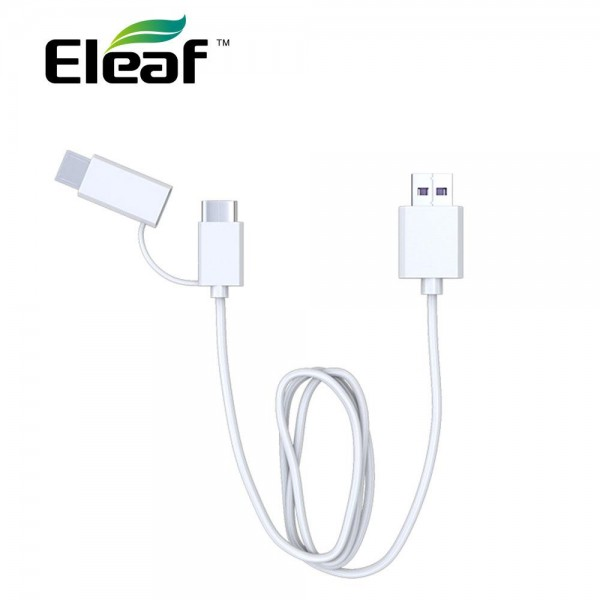 ELEAF QC USB CHARGING CABLE WITH TYPE C CONNECTOR