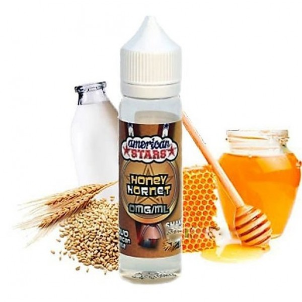 HONEY HORNET FLAVOR SHOT BY AMERICAN STARS