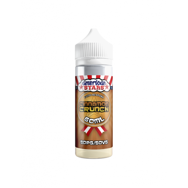 CINNAMON CRUNCH FLAVOR SHOT 120ML