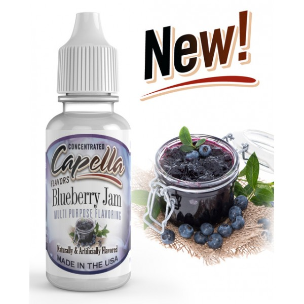 CAPELLA BLUEBERRY JAM FLAVOR