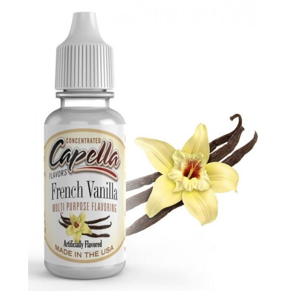CAPELLA FRENCH VANILLA FLAVOR