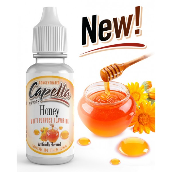 CAPELLA HONEY FLAVOR