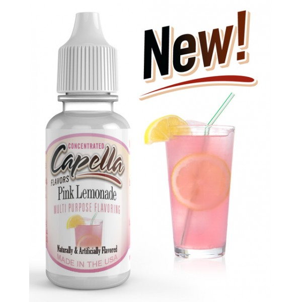 CAPELLA PINK LEMONADE FLAVOR