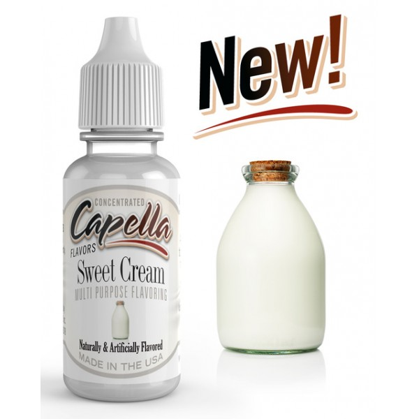 CAPELLA SWEET CREAM FLAVOR