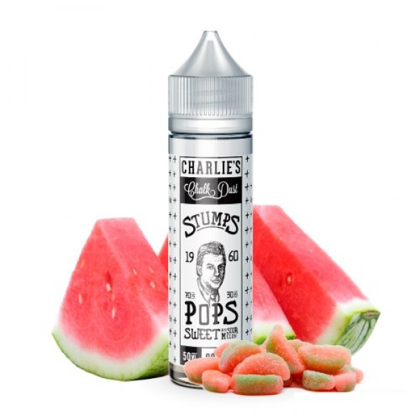 POPS STUMPS BY CHARLIE'S CHALK DUST