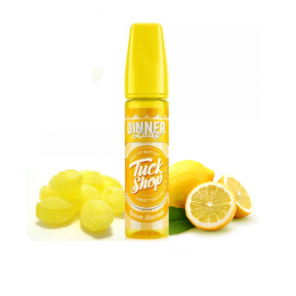 DINNER LADY TUCKSHOP LEMON SHERBET FLAVOR SHOT