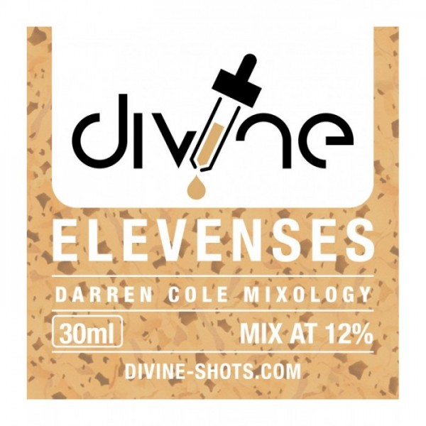 DIVINE SHOTS ELEVENSES 30ml
