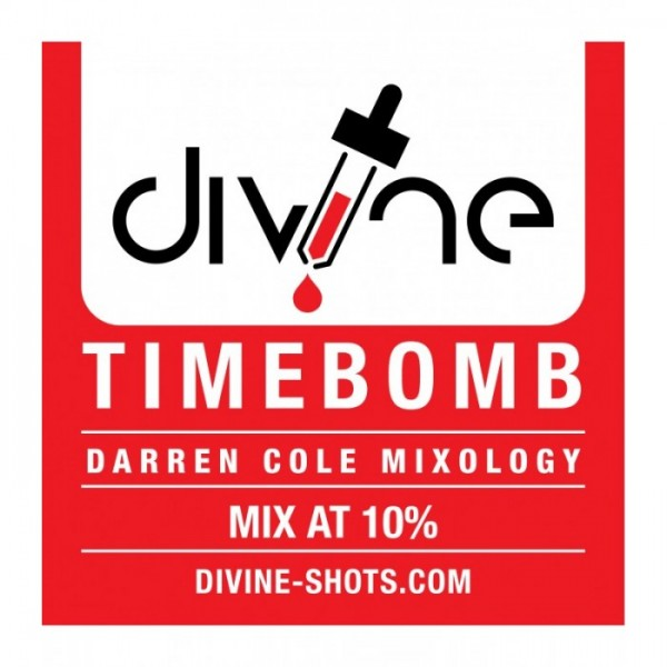 DIVINE SHOTS TIMEBOMB 30ml