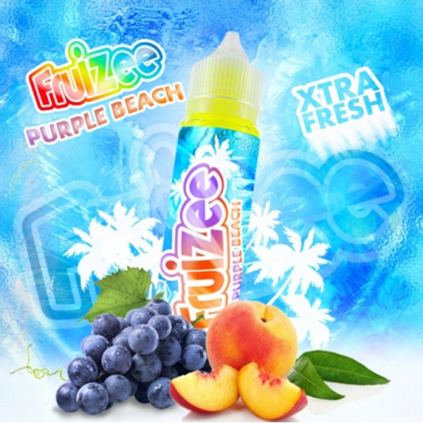 PURPLE BEACH FLAVOR SHOT