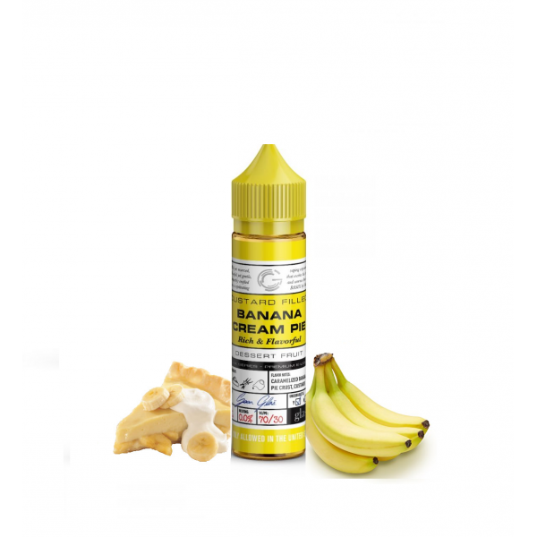 BANANA CREAM PIE FLAVOR SHOT