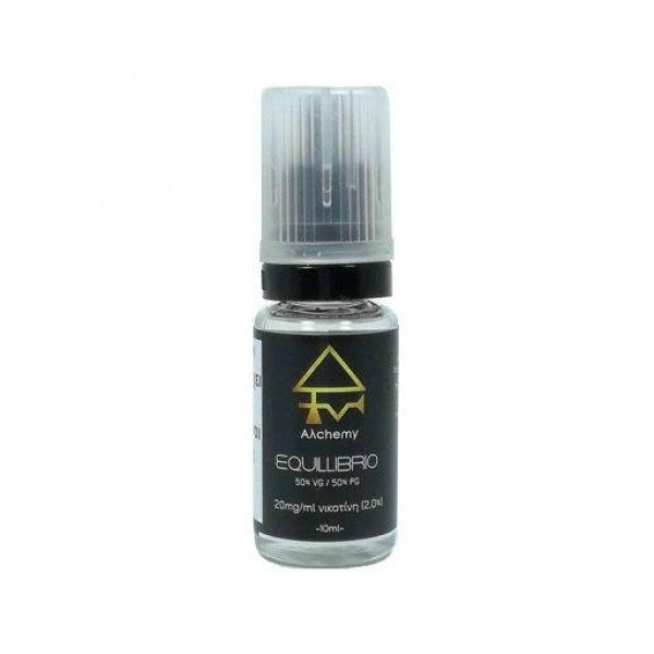 NICOTINE BOOSTER EQUILLIBRIO 20MG  VG 50% / PG 50%