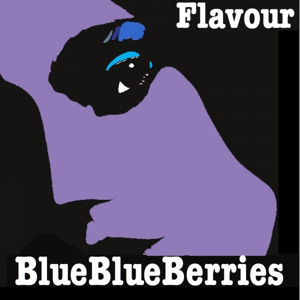 SECRETS BLUE BLUEBERRIES FLAVOUR