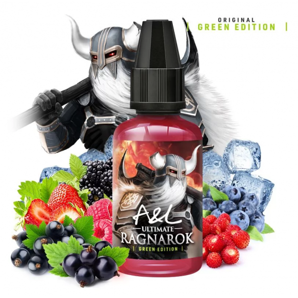 A&L ULTIMATE RAGNAROK FLAVOR 30ML
