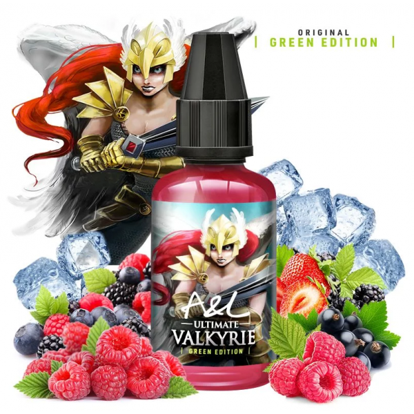 A&L ULTIMATE VALKYRIE FLAVOR 30ML