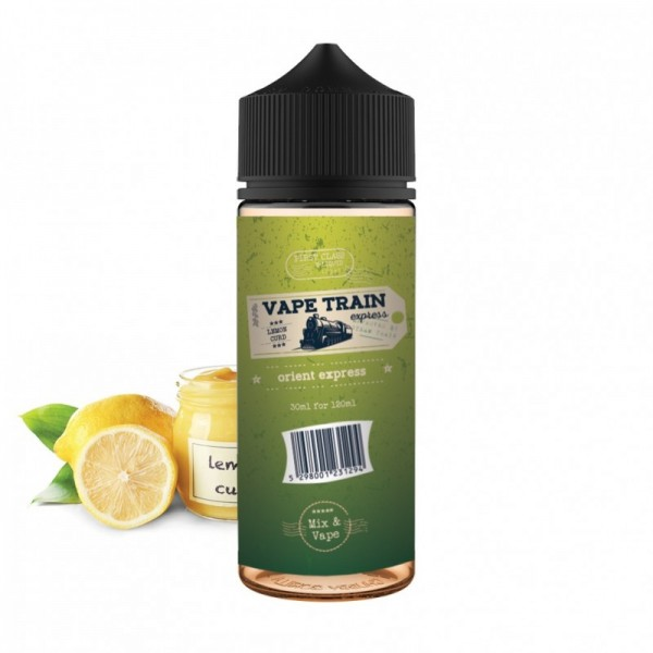 VAPE TRAIN ORIENT EXPRESS FLAVOR SHOT